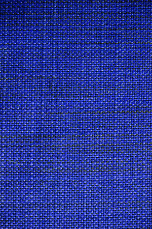 black leather texture: Dark blue fabric texture. Dark blue cloth background. Close up view of dark blue fabric texture and background. Abstract background and texture for designers. Navy blue texture. Stock Photo