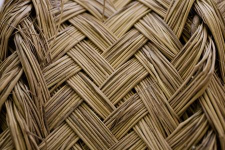 Esparto grass texture. Esparto background. Closeup view of esparto texture for designers. Pattern, background and texture for designers. Abstract pattern. Organic texture.