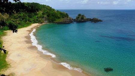 brazil beach: Brazilian beach. Bahia do Sancho, Fernando Noronha.