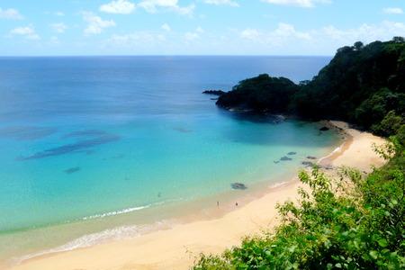 brazil beach: Amazing brazilian beach of Bahia do Sancho, Fernando Noronha, Brazil.