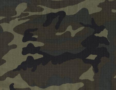 Vert armée camouflage woodland tissu texture de fond en haute définition