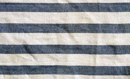 dishcloth: Background striped dishcloth blue and white