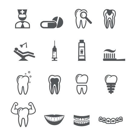 치과 아이콘