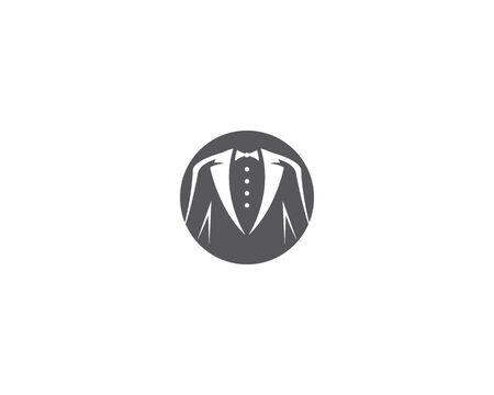 Clothing logo template vector icon illustration design Foto de archivo - 149940842