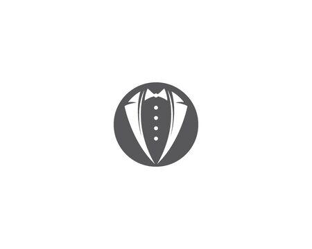 Clothing logo template vector icon illustration design Foto de archivo - 149940844
