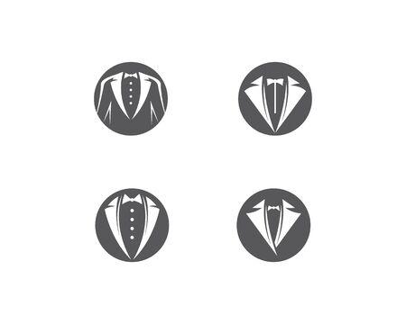 Clothing logo template vector icon illustration design Foto de archivo - 149940847