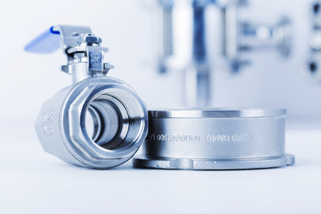 Group 2 valves, disco Type Check Valves and Butterfly Valves.