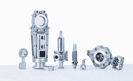 Threaded End Safety, Relief Valves, Butterfly Valves, Panel sliders, Disco Type Check Valves Zdjęcie Seryjne - 50145657