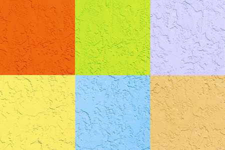 plaster wall: Abstract wall plaster texture. Seamless tiling. Plastic plaster - detail the structure of plaster base. The concept of construction.