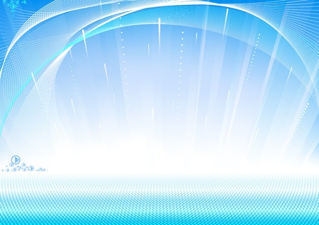 Light background Stock Vector - 13217059