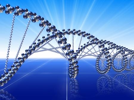 Molecule DNA
