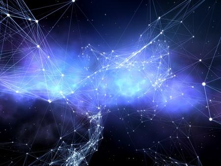Network of stars