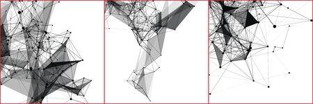 interaccion social: Establecer fondos abstractos de un concepto de comunicaci�n. Vectores