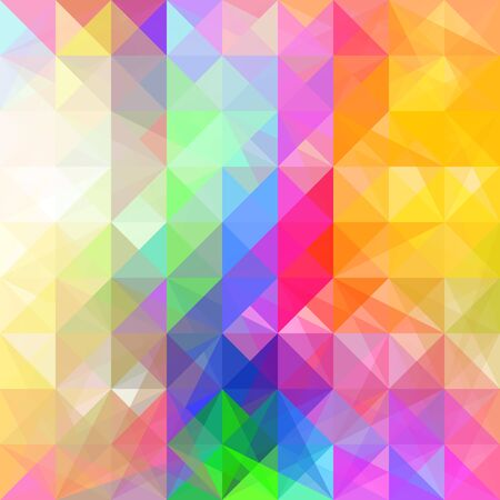 Abstract geometric backgrounds. contains transparencies.