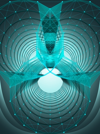 Abstract backgrounds of a technology concept Stock Photo - 19113216