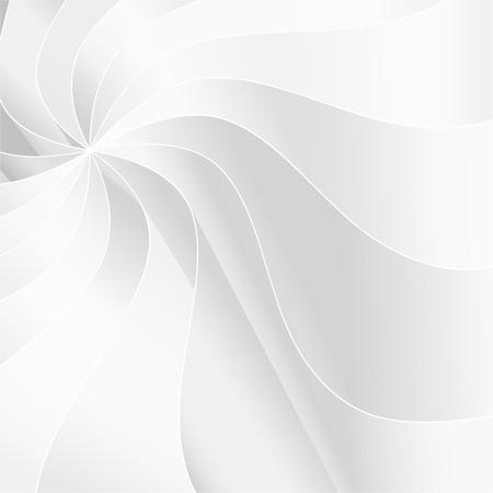 Witte grafische achtergrond. Stock Illustratie