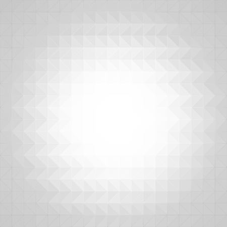 White geometric background. Иллюстрация
