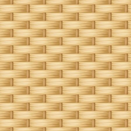 шпон: Плетеная текстура. бесшовного фона. Иллюстрация