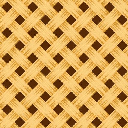 wattle: Wicker texture. seamless background.