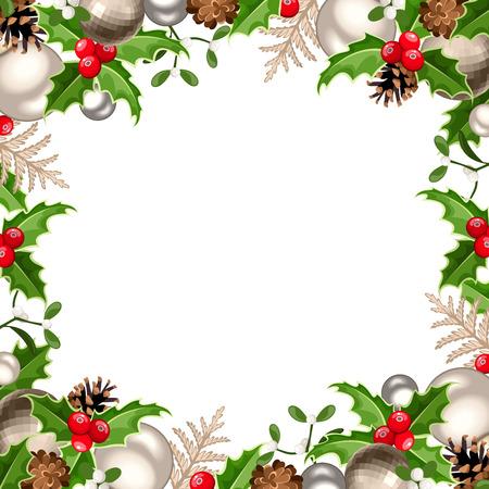 Christmas Mistletoe Clipart