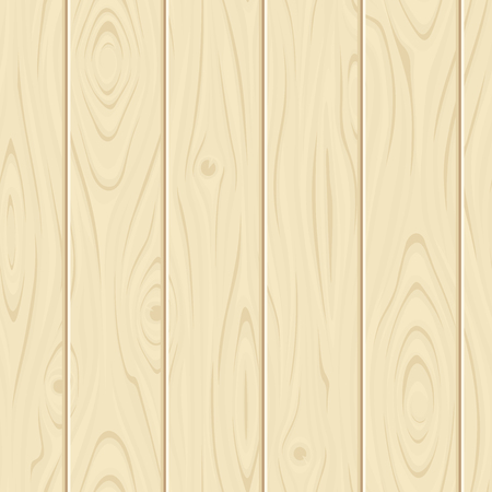 decorative design: seamless beige wooden texture. Illustration