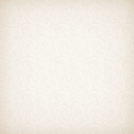 Vector beige seamless pattern. Illustration