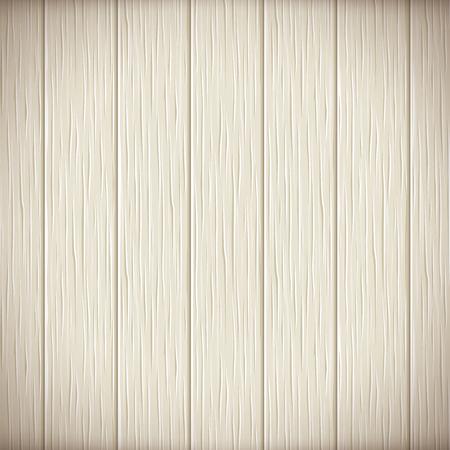 wood surface: Beige wooden texture. Vector background. Illustration