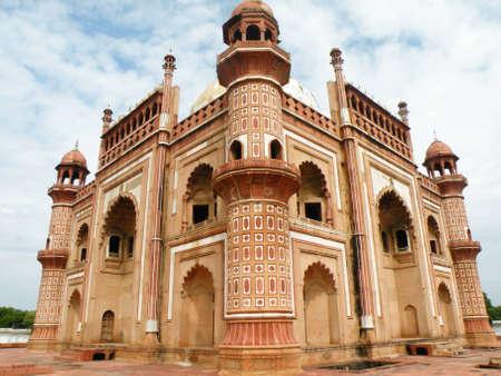 Sufdarjung s Tomb, Delhi Stock fotó - 13029515