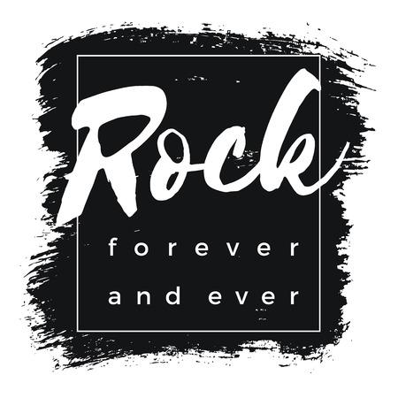 slogan: Ilustración del vector con el lema para camisetas, carteles, tarjetas y otros usos