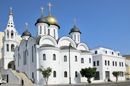 russian orthodox: Russian Orthodox Church in Havana, Cuba.