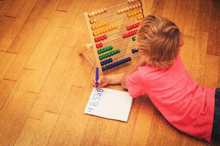 Ziemlich Abakus Mathe Arbeitsblatt Kostenlos Bilder - Mathe ...