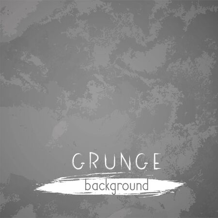 Vector vintage background. Grunge texture of old paper. Monochrome.