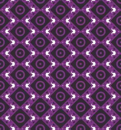 Purpple seamless pattern vector