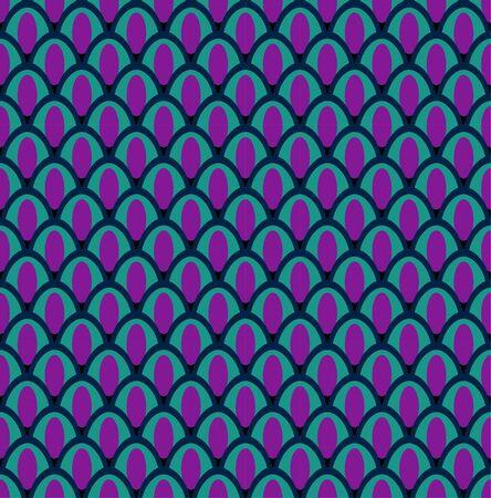 Bright seamless pattern Illustration