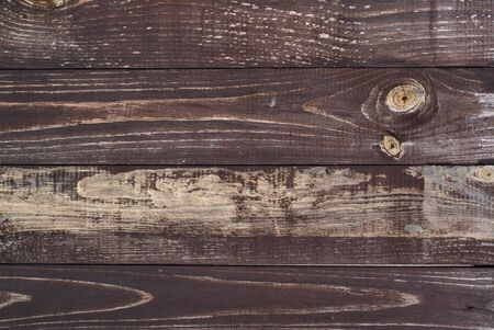 Dark wooden background of several boards