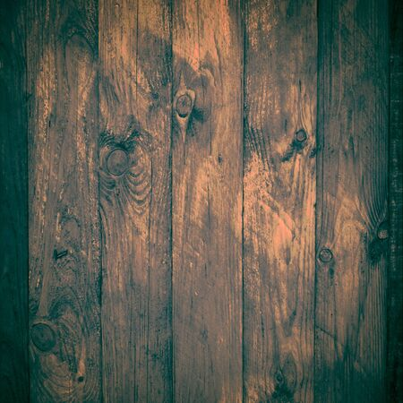 Old wooden surface. Empty space for your ideas photo