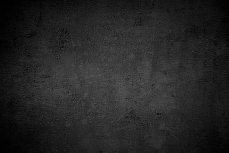 negro: Fondo abstracto monocromático oscuro para el diseño. Copiar el espacio. Foto de archivo