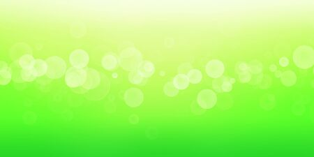 sunrays: Green spring background with sunrays and blurs Stock Photo