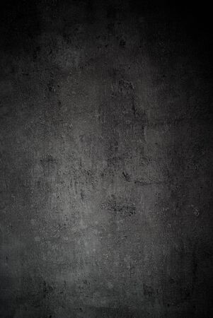 beton: Abstract dark monochrome background for design. Copy space.