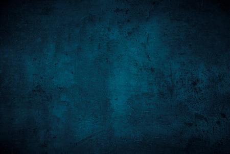 Blaue Textur Schiefer aus dunklen Hintergrund. Beton Betonoberfläche. Standard-Bild