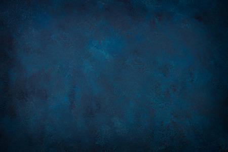 Dunkler Schieferhintergrund der blauen Beschaffenheit. Steinbetonoberfläche.