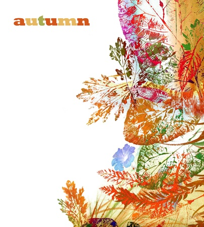 tone shading: Painting Collection : Autumn