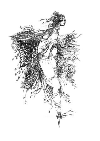 楽園の鳥のアレゴリー