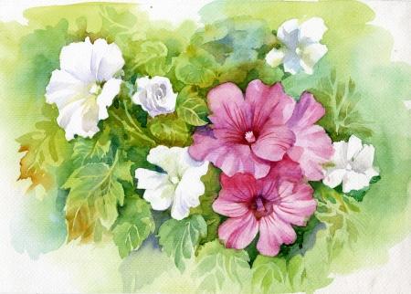 Flores de ver
