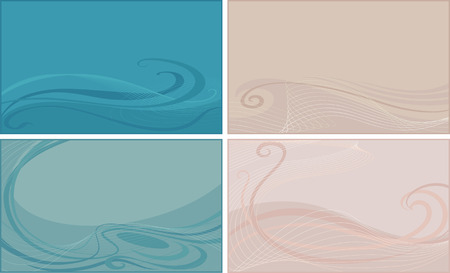 pastel backgrounds: set of abstract backgrounds pastel colors