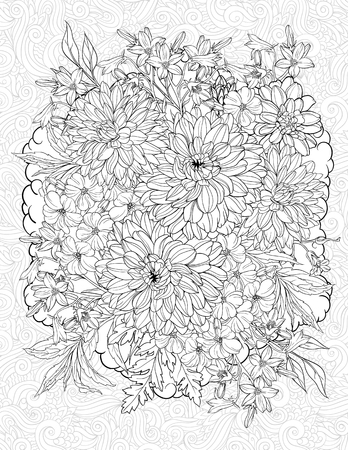 Floristic illustration