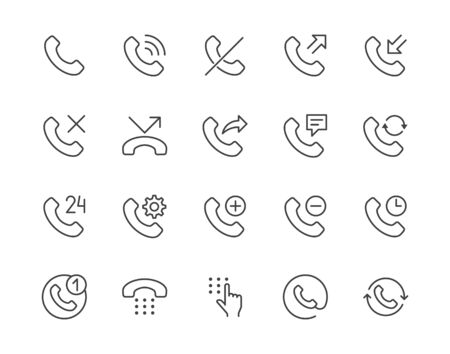 Stainless steel flat line icons set. Metal sheet, coil, strip, pipe, armature vector illustrations. Outline signs for metallurgy products, construction industry. Pixel perfect 64x64. Editable Strokes. 일러스트
