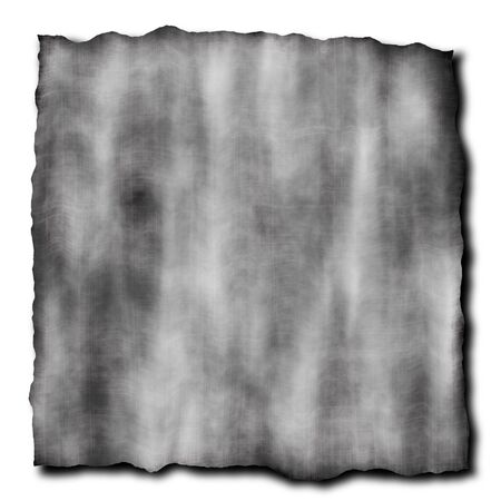 burnt paper in gray with an old vintage look Stock Photo - 8876897