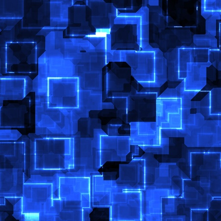 cyber blue texture background