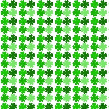 four leaf clover pattern photo